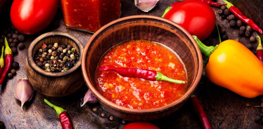Mr Spices sauces